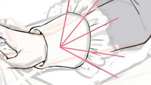【前篇】掌握各種荷葉邊的形狀及畫法