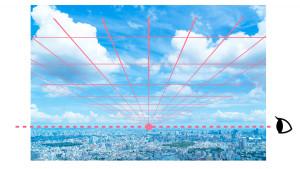 【天空和雲朵的畫法】 初學者們中人氣主題之一