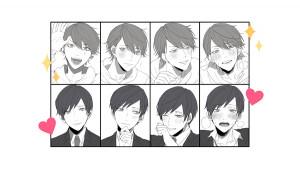 【「喜歡」等級的各別解說】用表情傳達「喜歡」