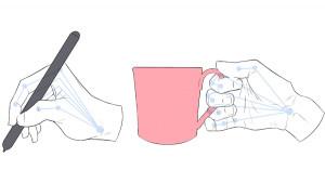 【應用篇①】繪製拿著物品的手部