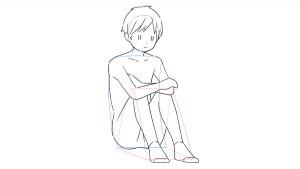 【草稿篇】畫出少年的插圖吧